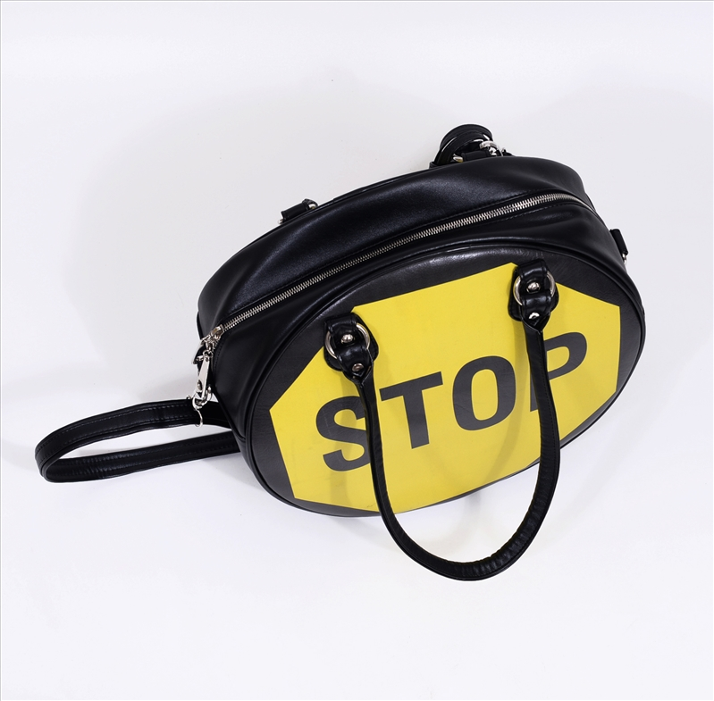 Big Bag stop jaune/noir