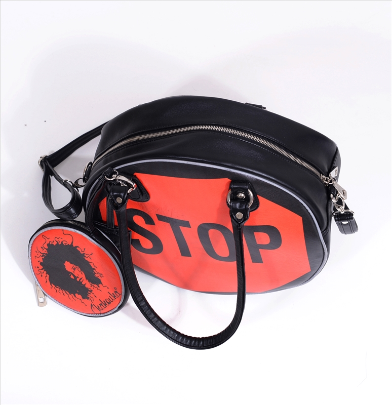 Big Bag STOP (Rouge/Noir)